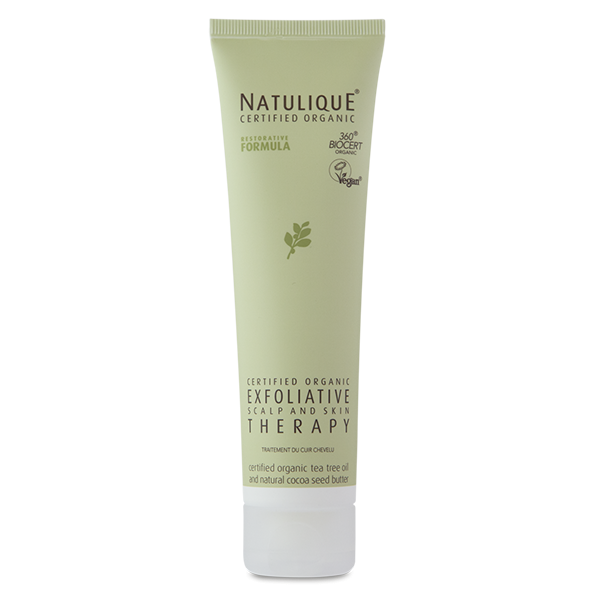 Natulique Exfoliative Scalp en Skin Therapy - Bij ons Aniek